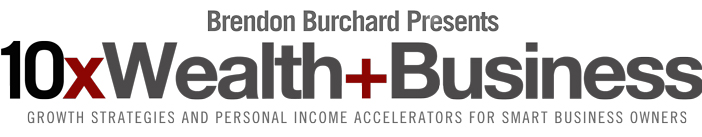 10x Wealth and Business (Full Course) – Brendon Burchard