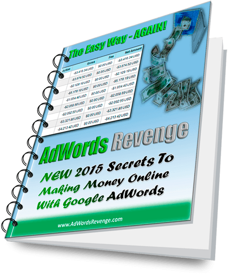 Adwords Revenge ecoverbig