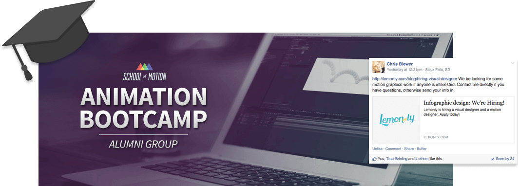 Animation Bootcamp - School Of Motion cap