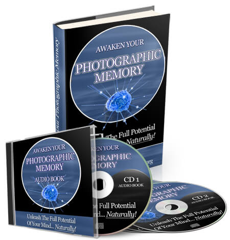 Awaken Your Photographic Memory compilation-bookcd