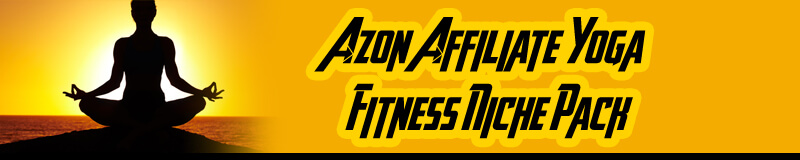 Azon Affiliate Yoga Fitness Yoga-Header
