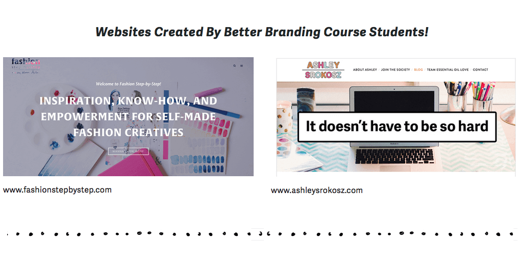 Better Branding Course - Caroline Winegeart 10