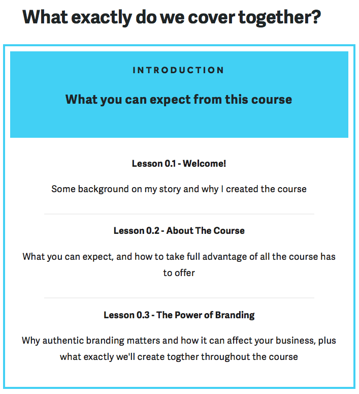 Better Branding Course - Caroline Winegeart 11