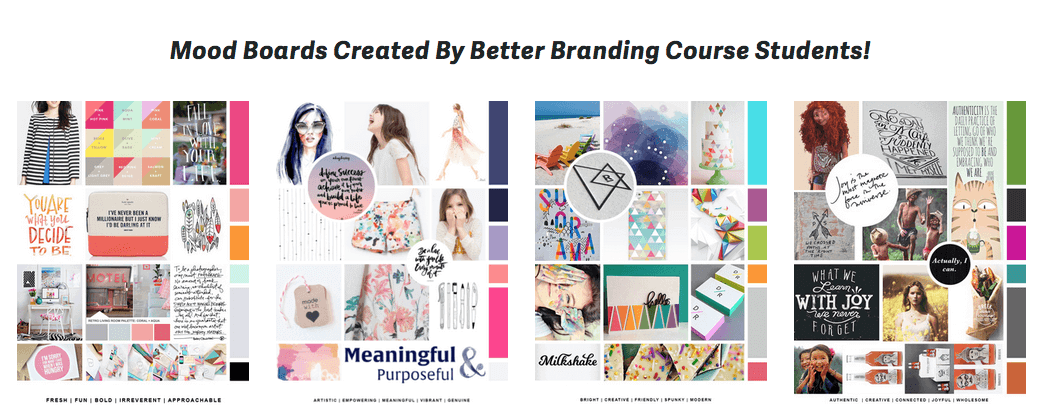 Better Branding Course - Caroline Winegeart 9