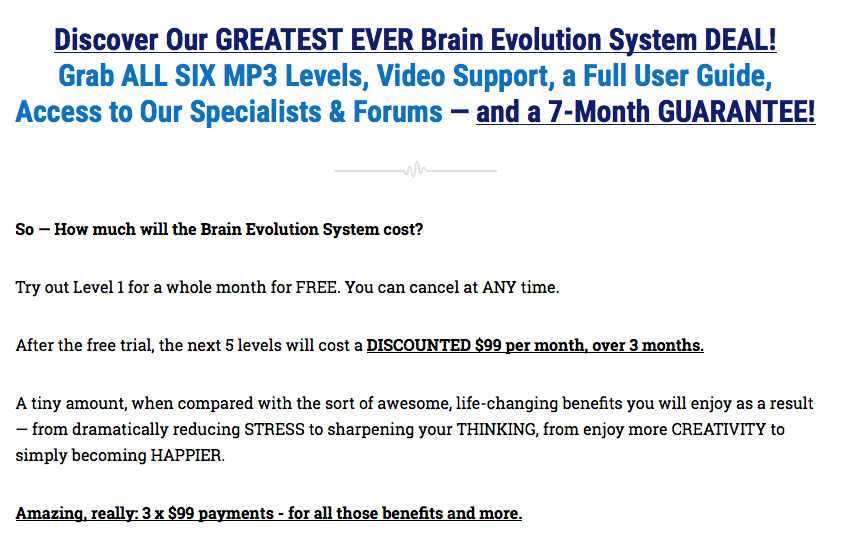 Brain Evolution System20