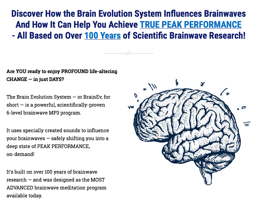 Brain Evolution System8