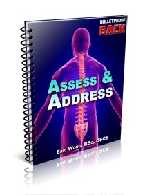 Bullet Proof Back System cover-assess-address