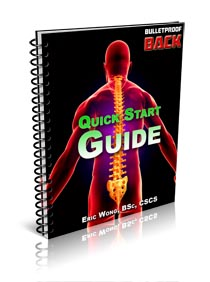 Bullet Proof Back System cover-quick-start