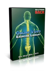Bullet Proof Back System cover-video-exercise-library