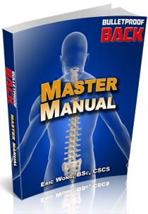 Bullet Proof Back Systemcover-master-manual