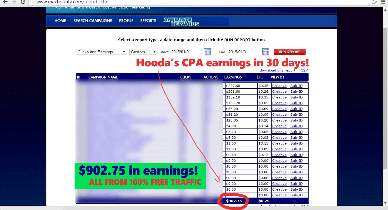 CPA Giveaway Frenzy + OTO income-screenshot2