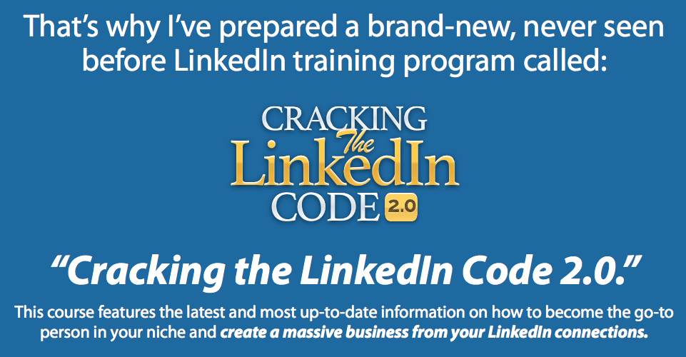 Cracking the LinkedIn Code 2 Download