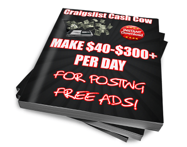 Craigslist Cash Cow book
