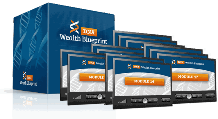 DNA Wealth Blueprint 2.0 - Peter Parks & Andrew Fox