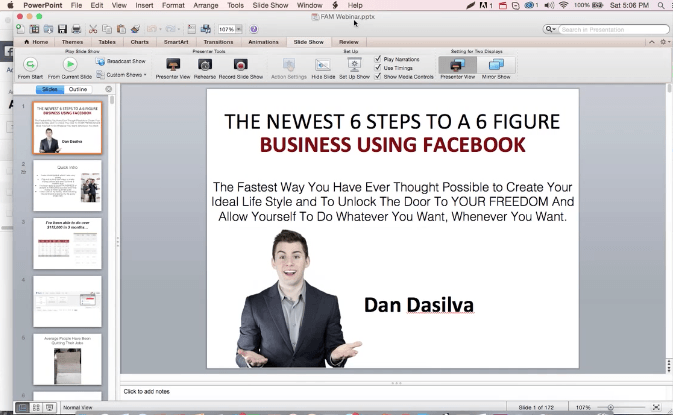 Dan Dasilva - FB Ads Machine