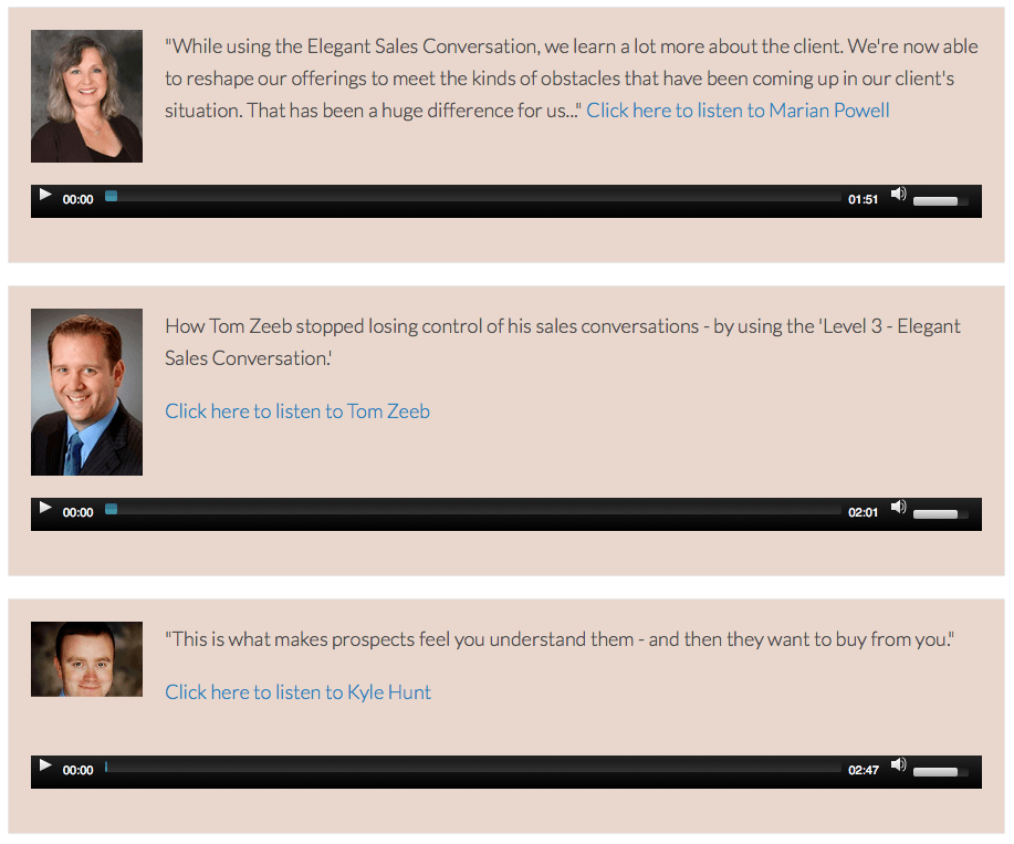 Dov Gordon - Elegant Sales Conversation2