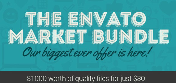 Envato 1000 Worth of Quality Files