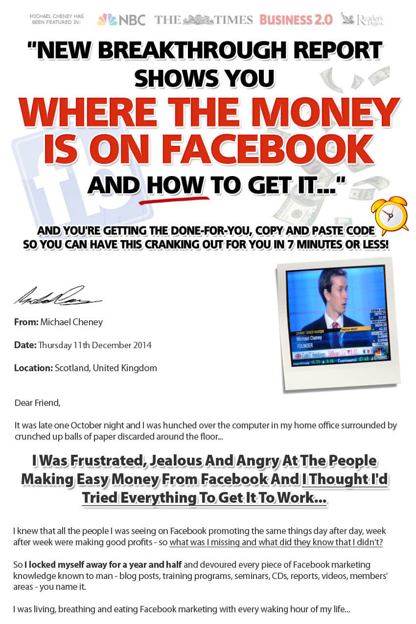 Fan Page Money Method1