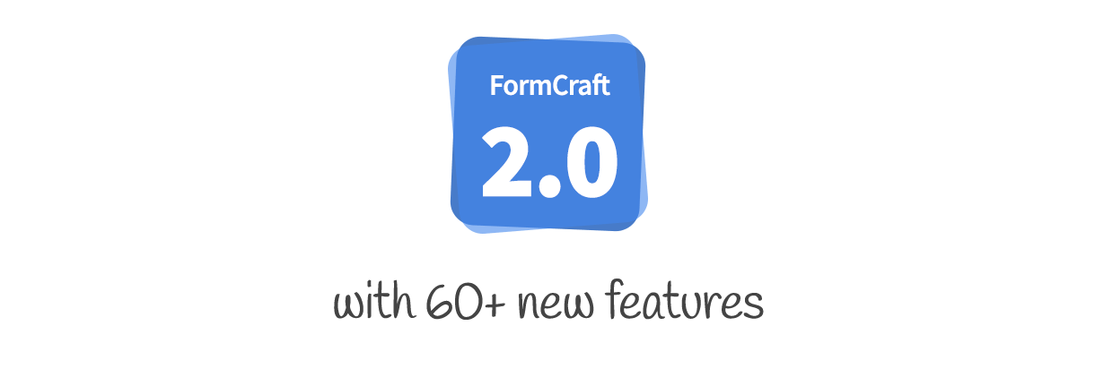 FormCraft - Premium WordPress Form Builder intro