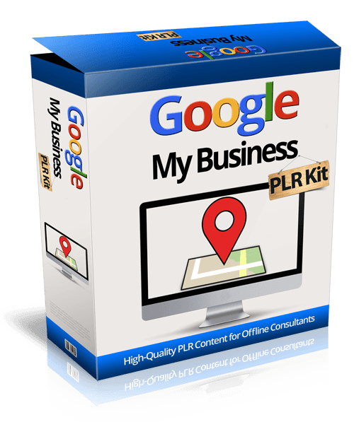 Google My Business PLR Kit 2