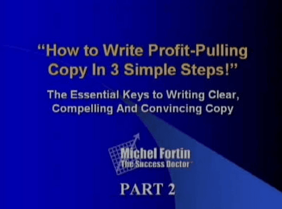 How To Write Profit Pulling Copy In 3 Simple Steps