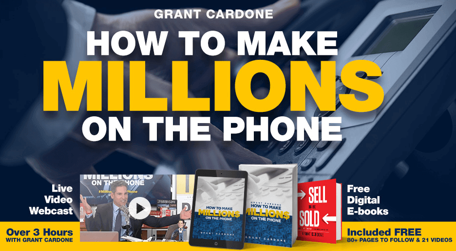 How to Make Millions on the Phone1