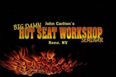 John Carlton – Big Damn Hot Seat Workshop