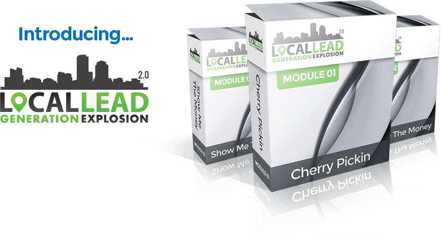 Local Lead Generation Explosion 2.0 – Joe Troyer product