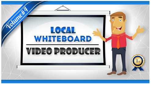 Local Whiteboard Video Producer Volume 4v