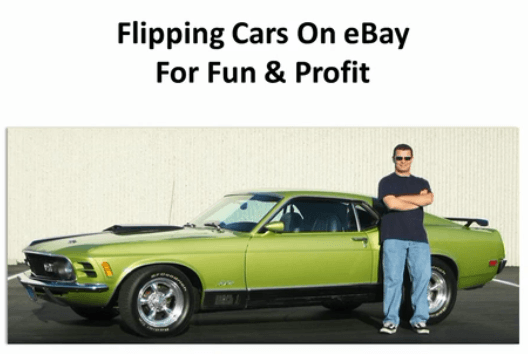 Make Money Flipping Cars On eBay
