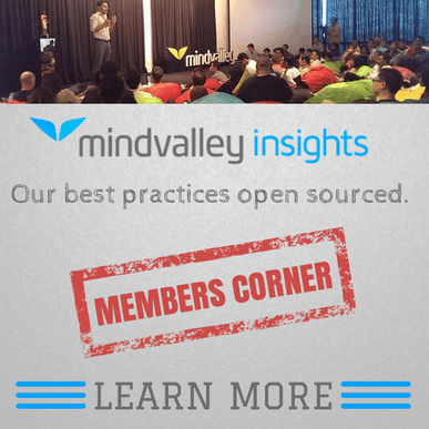 Mindvalley Insiders – Conversion Hacking