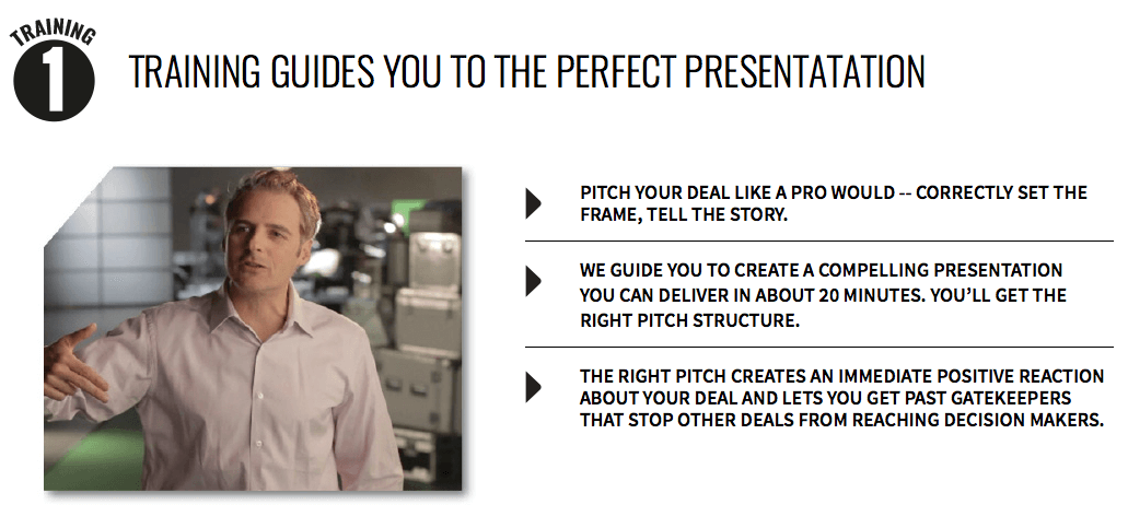 Oren Klaff – Pitch Mastery 1