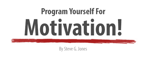 Program Yourself For Motivation head-program