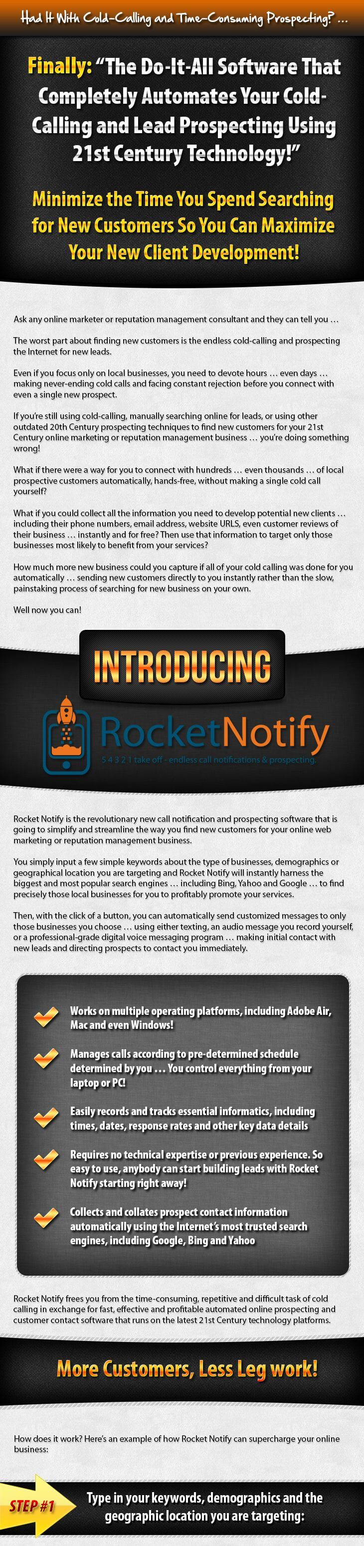 ROCKET NOTIFY x7r5f2q