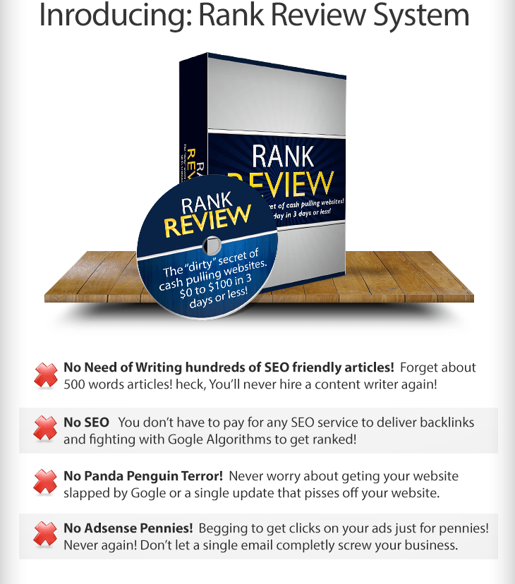 Rank Review System5