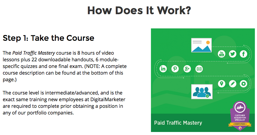 Ryan Deiss – Paid Traffic Mastery + OTO3