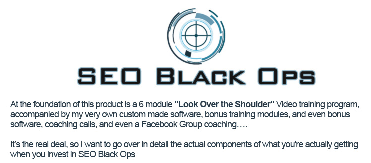 SEO Black Ops By Derek Pierce