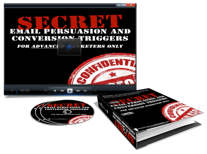Secret Email Persuasion and Conversion Tactics