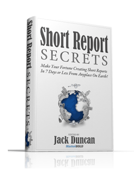 Short Report Secrets – Jack Duncan Free
