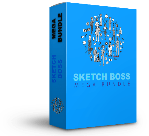 Sketch Boss Mega Bundle