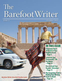 The Barefoot Writer Club