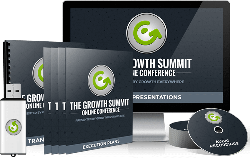 The Growth Summit Online Conference - Eric Siu