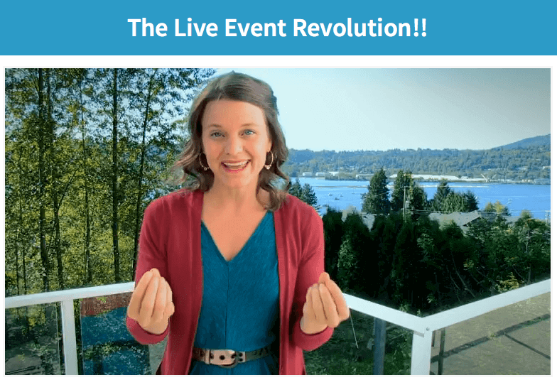 The Live Event Revolution – Make Millions with Live Events