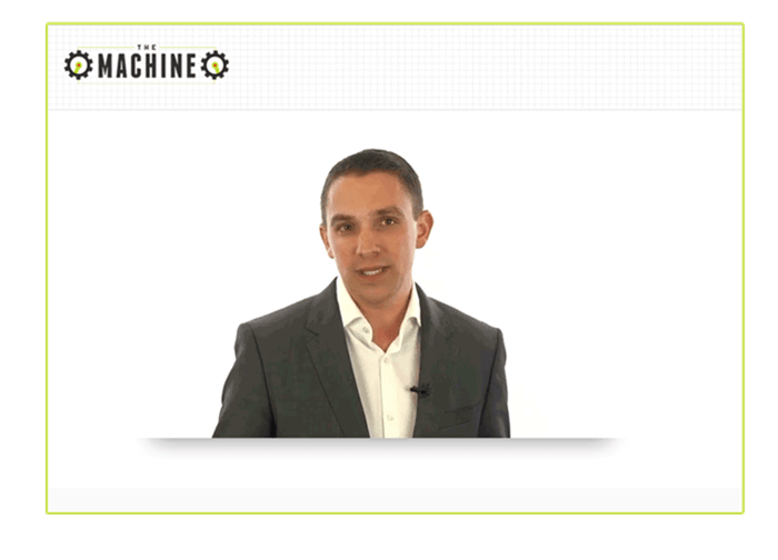 The Machine - Ryan Deiss