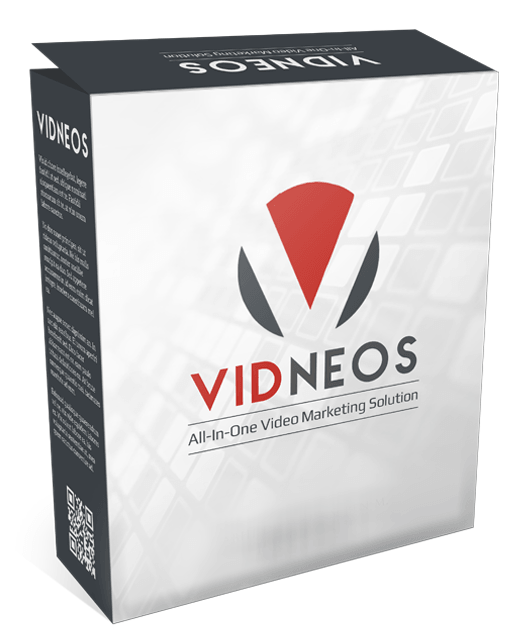 VIDNEOS – All-in-One Marketing Solution + OTO