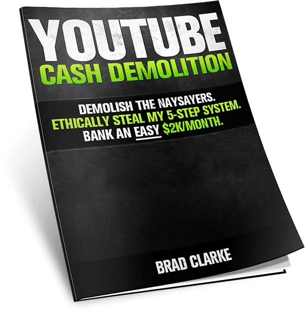 Youtube Cash Demolition