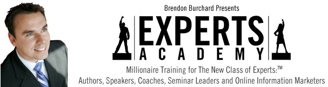 experts Academy by Brendon Burchard