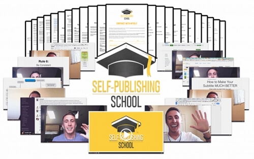 Chandler Bolt - Self Publishing School Pro