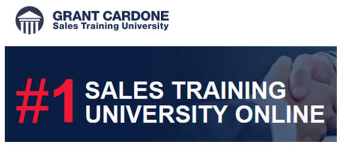 Sales Training University - Grant Cardone