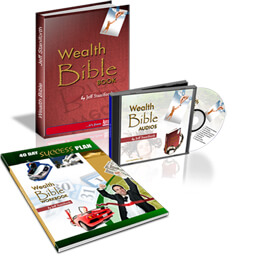 Wealth Bible - Jeff Staniforth ThePackage1